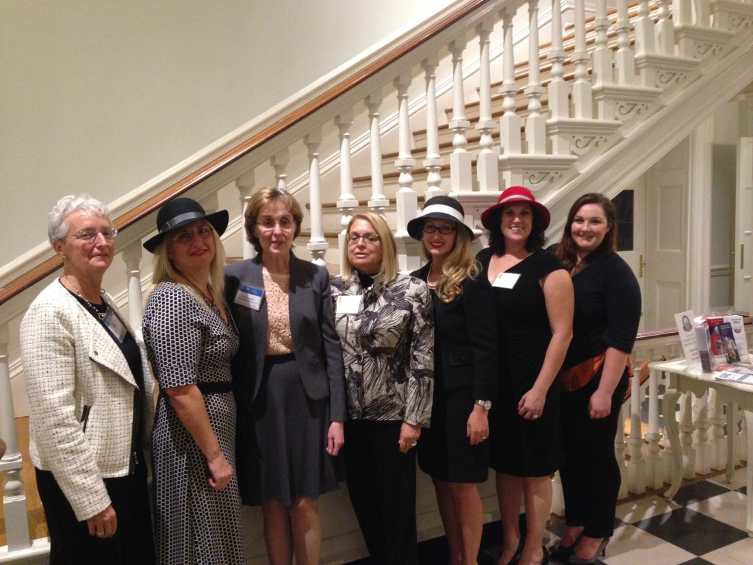 2014 Hartford Women's Tea Attorneys & Charity