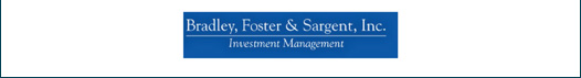 Bradley, Foster & Sargent, Inc. | Investment Management